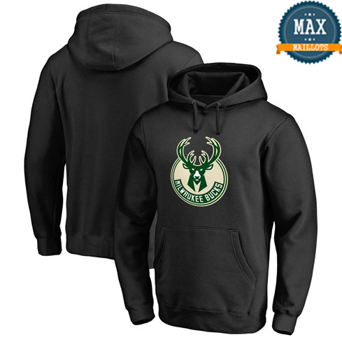 Sweat à capuche Milwaukee Bucks