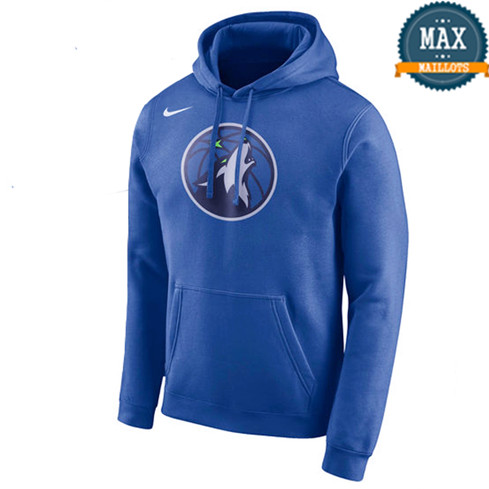 Sweat à capuche Minnesota Timberwolves