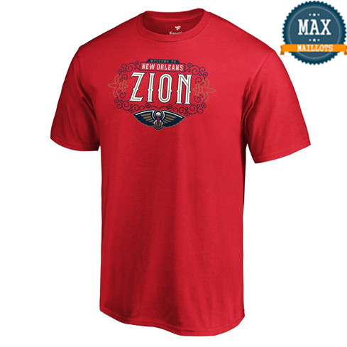 New Orleans Pelicans T-shirt - Zion Williamson
