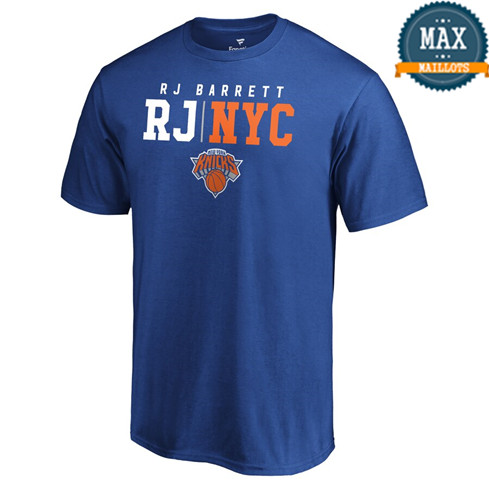 New York Knicks T-shirt - RJ Barrett