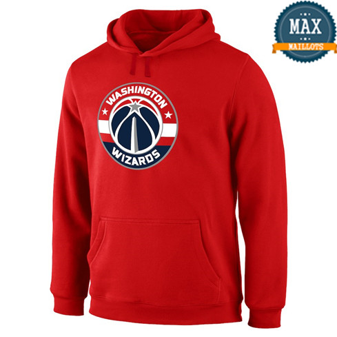 Sweat à capuche Washington Wizards