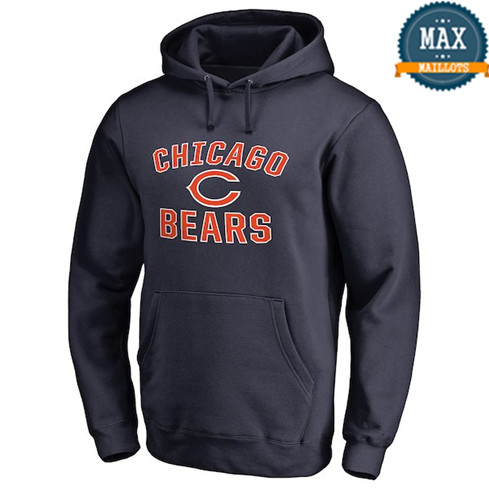 Sweat à capuche Chicago Bears