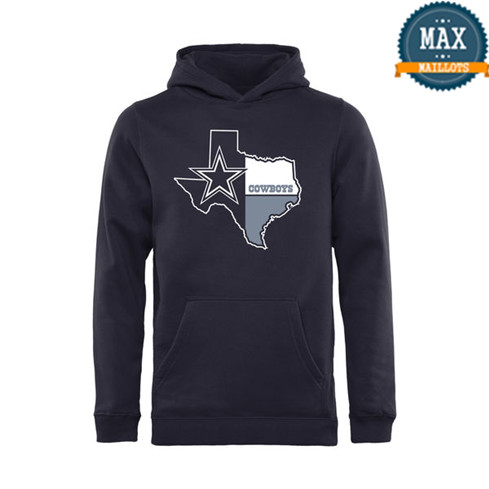 Sweat à capuche Dallas Cowboys