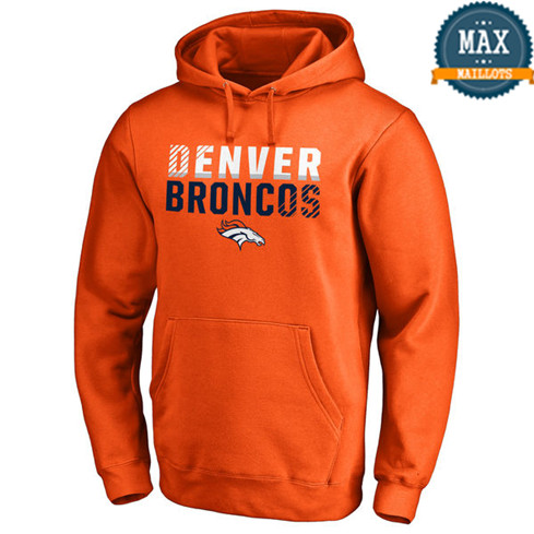 Sweat à capuche Denver Broncos
