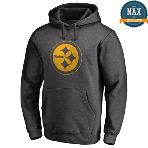 Sweat à capuche Pittsburgh Steelers