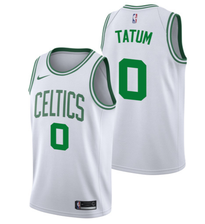 Jayson Tatum, Boston Celtics - Association