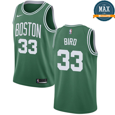 Larry Bird, Boston Celtics - Icon
