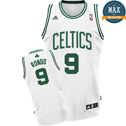 Maillot Domicile Rajon Rondo, Boston Celtics