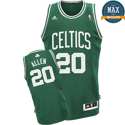 Maillot Exterieur Ray Allen, Boston Celtics