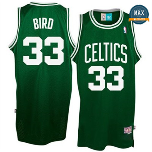 Maillot Larry Bird Exterieur, Boston Celtics