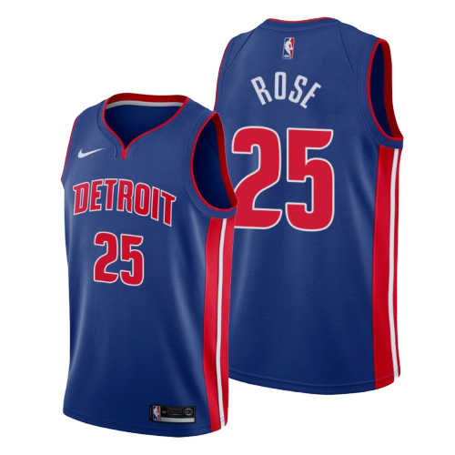 Derrick Rose, Detroit Pistons - Icon
