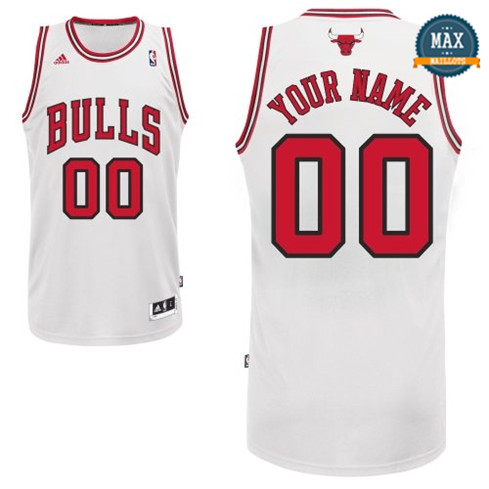 Custom, Chicago Bulls [Home]