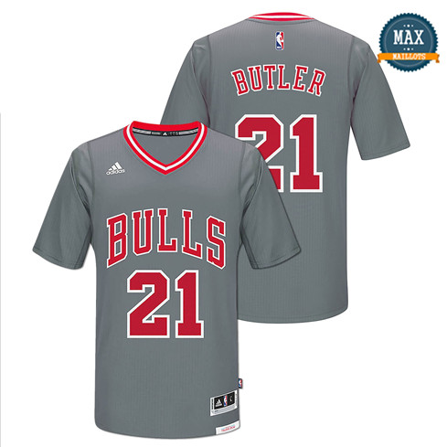 Jimmy Butler, Chicago Bulls [Gray Pride]