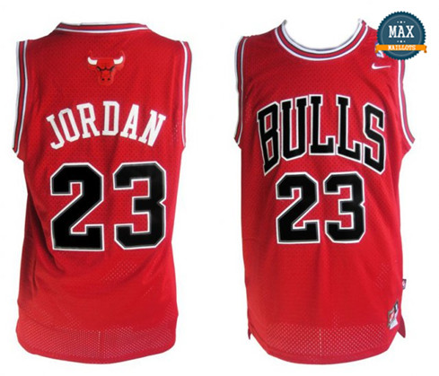 Michael Jordan, Chicago Bulls [rouge II]