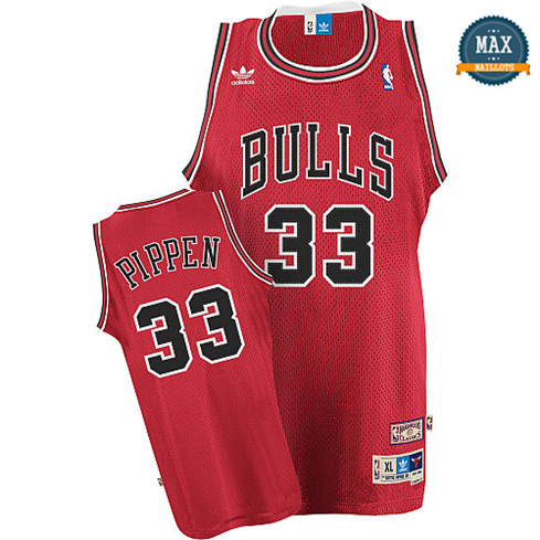 Scottie Pippen, Chicago Bulls [rouge]