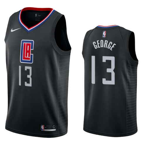 Paul George, Los Angeles Clippers 2019/20 - Statement