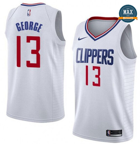 Paul George, Los Angeles Clippers - Association
