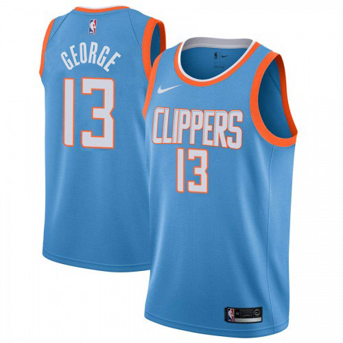 Paul George, Los Angeles Clippers - City Edition