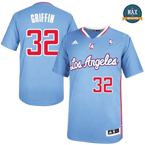 Blake Griffin, Los Angeles Clippers [Bleu Clair]