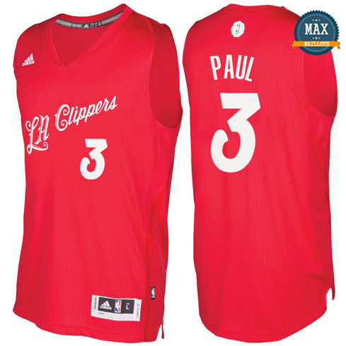 Chris Paul, Los Angeles Clippers - Christmas '17