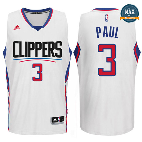 Chris Paul, Los Angeles Clippers 2015 - White