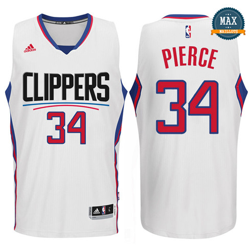 Paul Pierce, Los Angeles Clippers 2015 - White
