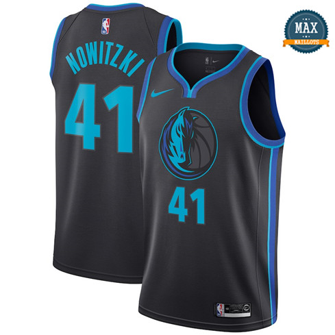 Dirk Nowitzki, Dallas Mavericks 2018/19 - City Edition