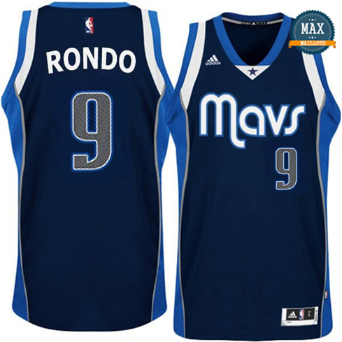 Rajon Rondo, Dallas Mavericks - Bleu