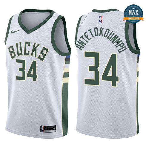 Giannis Antetokounmpo, Milwaukee Bucks - Association