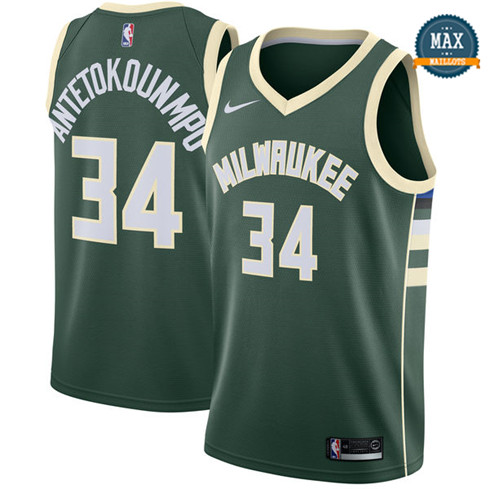 Giannis Antetokounmpo, Milwaukee Bucks - Icon