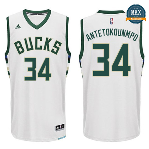 Giannis Antetokounmpo, Milwaukee Bucks - Home