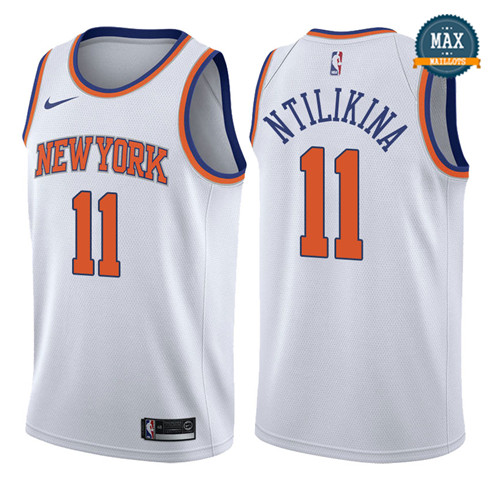 Frank Ntilikina, New York Knicks - Association