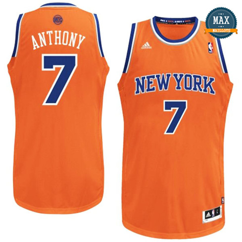 Carmelo Anthony, New York Knicks [Alternate]