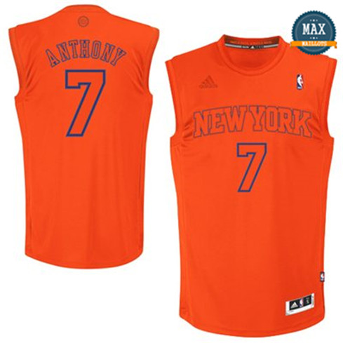 Carmelo Anthony, New York Knicks [orange]