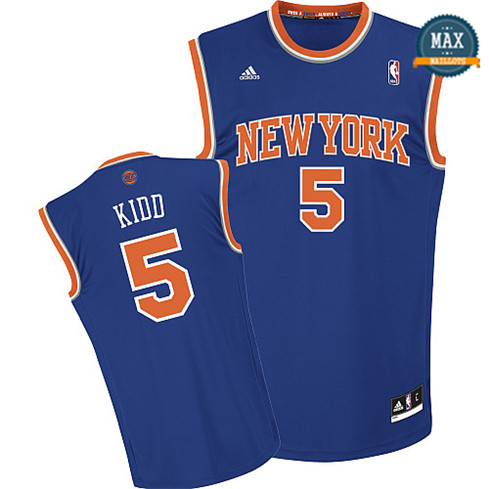 Jason Kidd, New York Knicks [bleu]