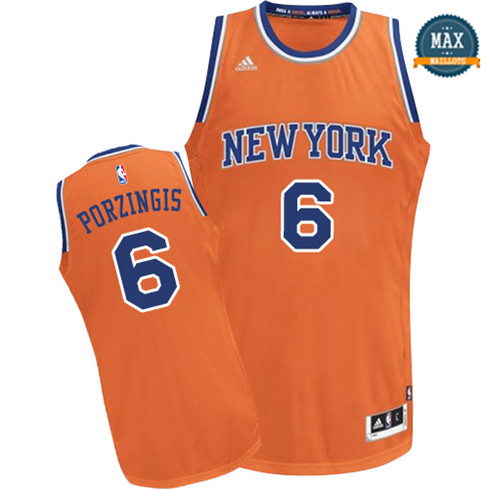 Kristaps Porziņģis, New York Knicks [Alternate]