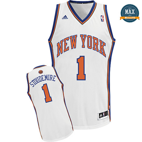 Stoudemire, New York Knicks 2011/2012 [Blanc]