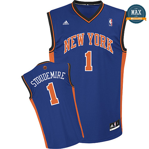 Stoudemire, New York Knicks 2011/2012 [bleu]