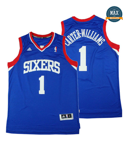 Michael Carter-Williams ,Philadelphia 76ers-bleu