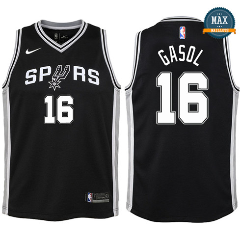 Pau Gasol, San Antonio Spurs - Icon
