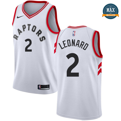 Kawhi Leonard, Toronto Raptors - Association