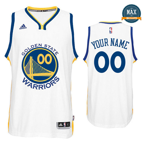 Custom, Golden State Warriors [Home]