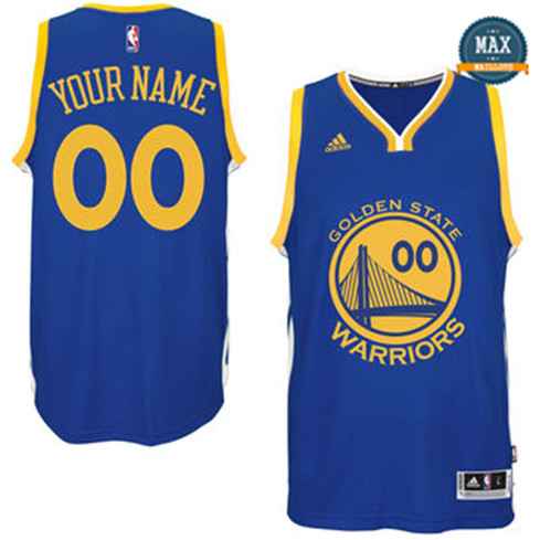 Custom, Golden State Warriors [Road]