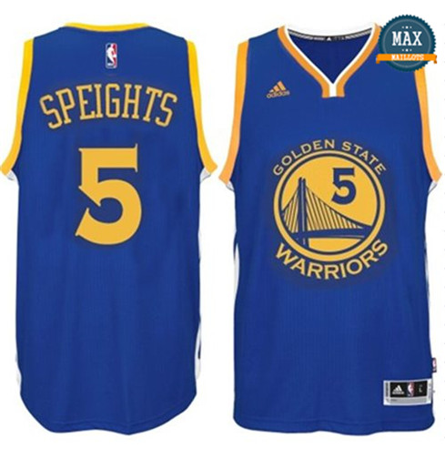 Marreese Speights, Golden State Warriors - [Road]