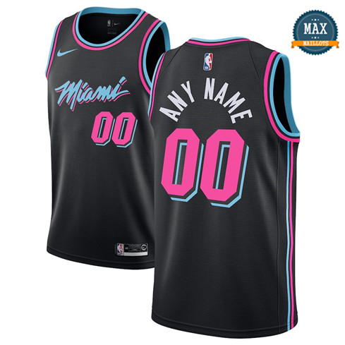 Custom, Miami Heat 2018/19 2018/19 - City Edition