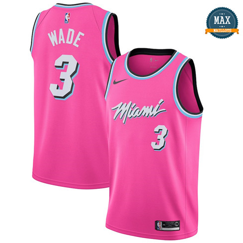 Dwyane Wade, Miami Heat 2018/19 - Earned Edition