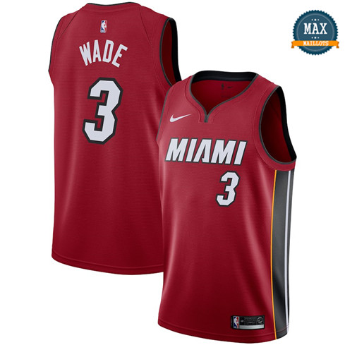 Dwyane Wade, Miami Heat - Statement Edition