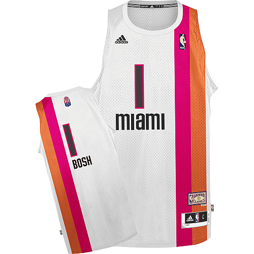 Chris Bosh Miami Heat Floridians 2011/2012