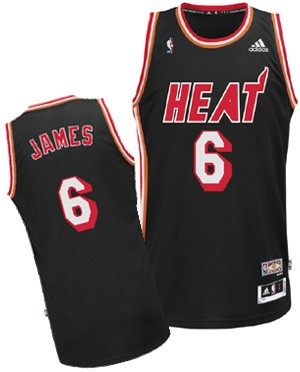 LeBron James, Miami Heat - Throwback