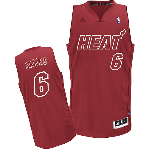 Lebron James, Miami Heat [Big Fashion Color]